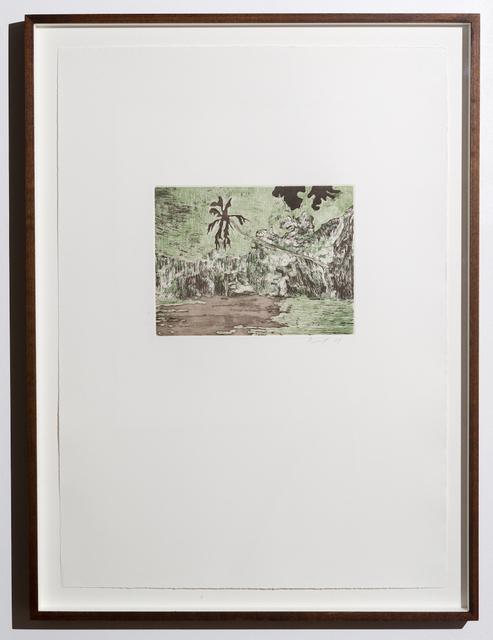 , 'Black Palm,' 2004, Joanna Bryant & Julian Page
