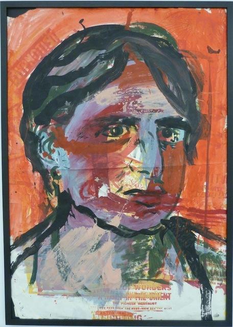 , 'Chancellor,' 2017, Die Kunstagentin