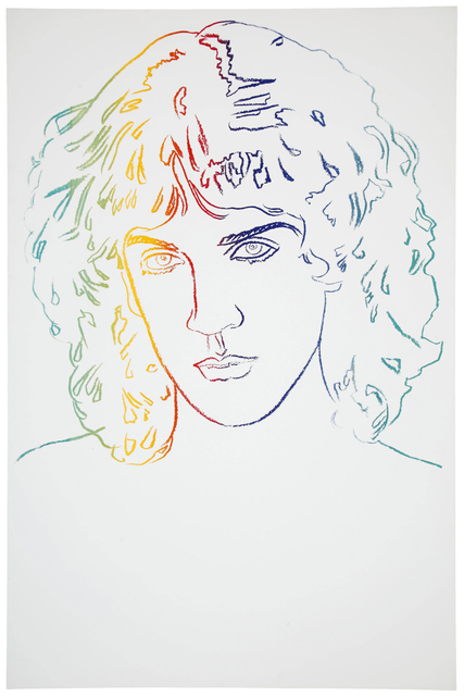 , 'Billy Squier,' 1982, Gilden's Art Gallery