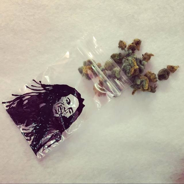 """Lucy Sparrow, 'LUCY SPARROW SIGNATURE """"FELT WEED"""" HYPER RARE', 2018, Arts Limited"""