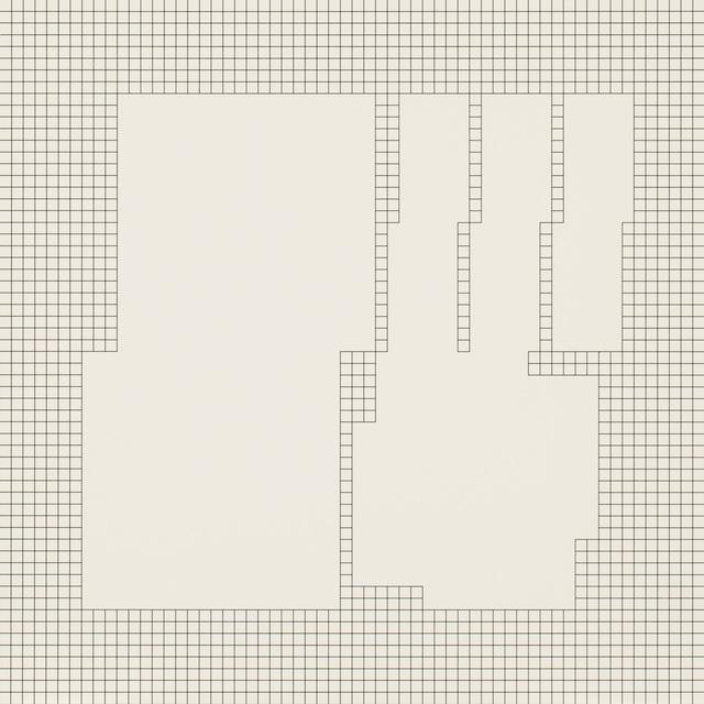 , 'koordination pf3-a1-1970-73,' 1985, VILTIN Gallery