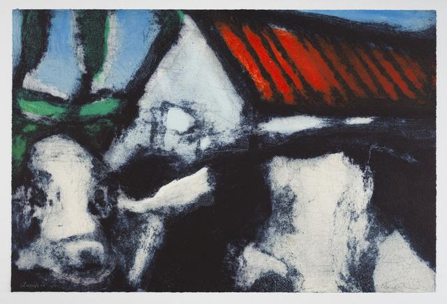 Hughie O'Donoghue, 'Animal farm', 2015, Castlegate House Gallery