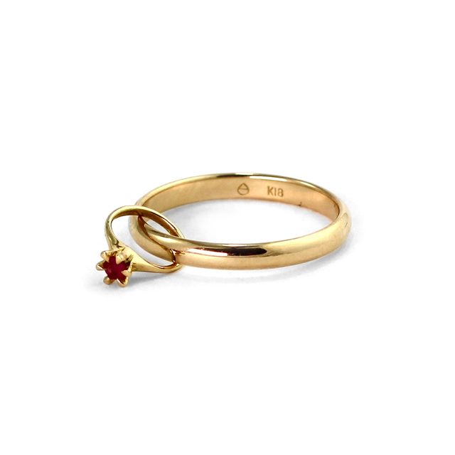 Akiko Kurihara, 'A ring wants to wear a ring too...', 2017, Sienna Patti Contemporary
