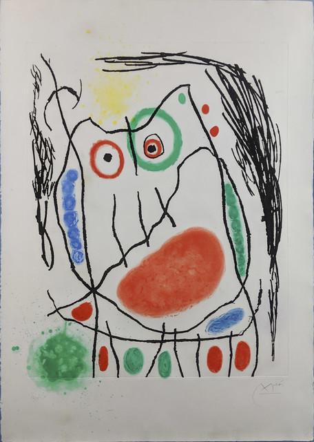 Joan Miró, 'Le Grand Duc I', 1965, Capsule Gallery Auction