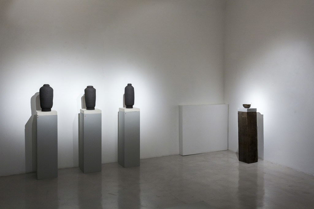 "Installation view Isobel Church ""Many Moons"" at Montoro12 Contemporary Art"