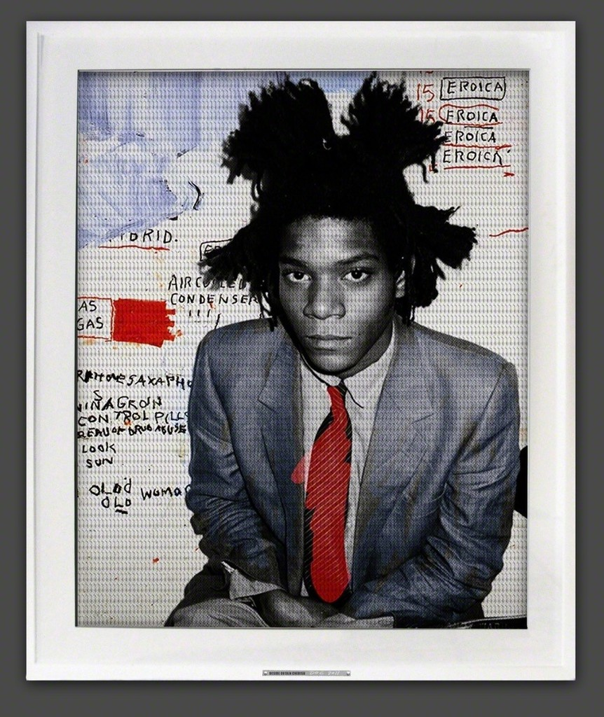 Bureau Of Drug Abuse - Basquiat