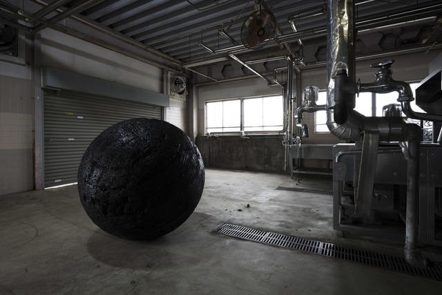 Toshikatsu Endo, 'Void-Blackening', 2015, SCAI The Bathhouse