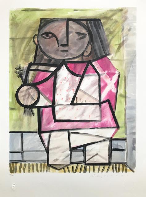 Pablo Picasso, 'ENFANT EN PIED', 1979-1982, Reproduction, LITHOGRAPH ON ARCHES PAPER, Gallery Art