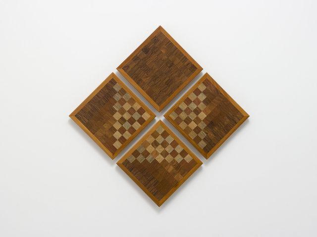 , 'Art as a big chess game No. 10,' 2017, Nils Stærk