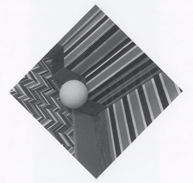 Robert Cumming, 'The Ball was left by the Edge of the Stairs', 1974, Janet Borden, Inc.