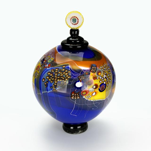 , 'Colorfield Jar I,' 2018, OTA Contemporary