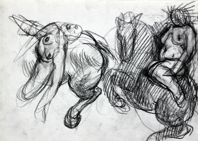 , 'Amazons,' ca. 1980, Gallery Katarzyna Napiorkowska | Warsaw & Brussels