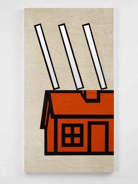 , 'House with Solar Panels,' 2018, Alan Cristea Gallery