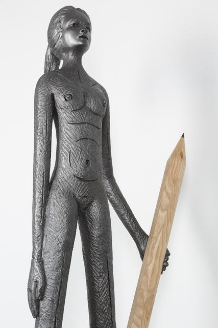 , 'Desenho,' 2018, Galeria de São Mamede