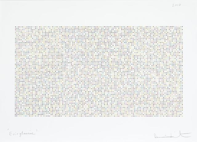 , 'Erioglaucine ,' 2010, Gormleys Fine Art