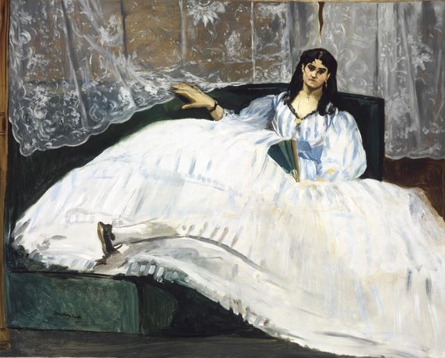 , 'Baudelaire's mistress,' 1832-1883, Musée du Luxembourg