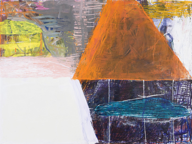 , 'Untitled (One Eye Open),' 2019, MAKASIINI CONTEMPORARY
