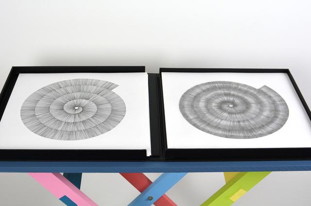 , '33 Drawings,' 2016, Joanna Bryant & Julian Page
