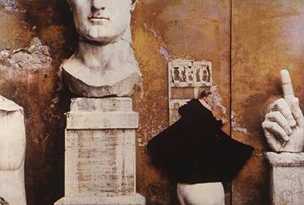 , 'Campidoglio. Fendi,' 1986, Staley-Wise Gallery