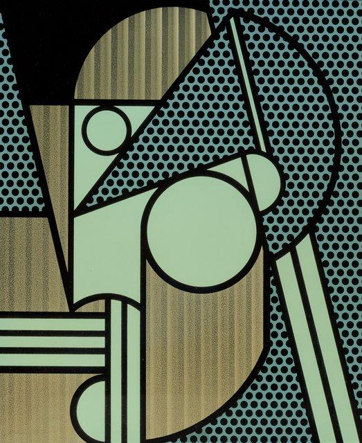Roy Lichtenstein, 'Modern Head #4, from Modern Head Series', 1970, Heritage Auctions