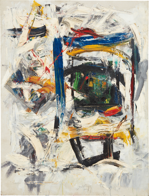 Michael Goldberg, 'House of Asher', 1957, Phillips