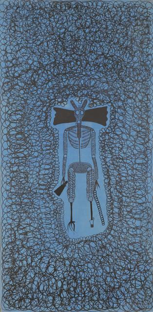 "Alfred Klinkan, '""Doud""', 1972, Galerie Bei Der Albertina Zetter"
