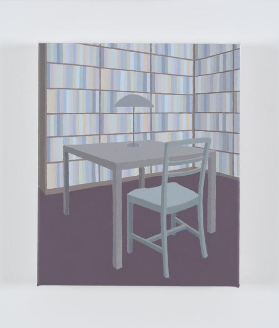, 'Library 6,' 2017, Sapar Contemporary