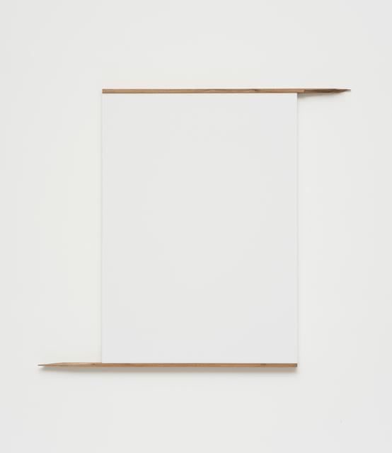 , 'Relevo n. 4,' 2017, Casa Triângulo