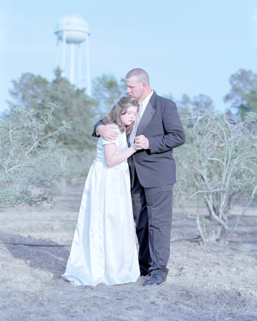 , 'Erin Hope Smallwood, 13 years & James Smallwood. Bellevue, Louisisana,' , Pictura Gallery