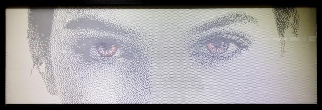 , 'PB-Eyes,' 2017, BLANK SPACE