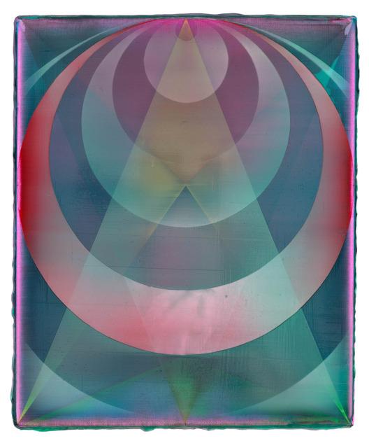 , 'Ray (Emerald Fog),' 2013, Jessica Silverman Gallery