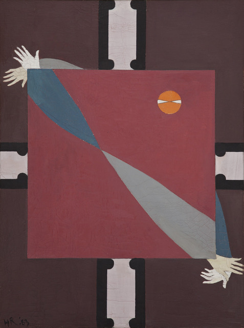 , 'Dream No 2,' 1983, 10 Chancery Lane Gallery