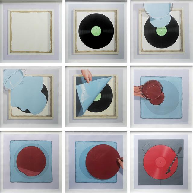 , 'Como hacer una copia pirata,' 2013, Galeria El Museo