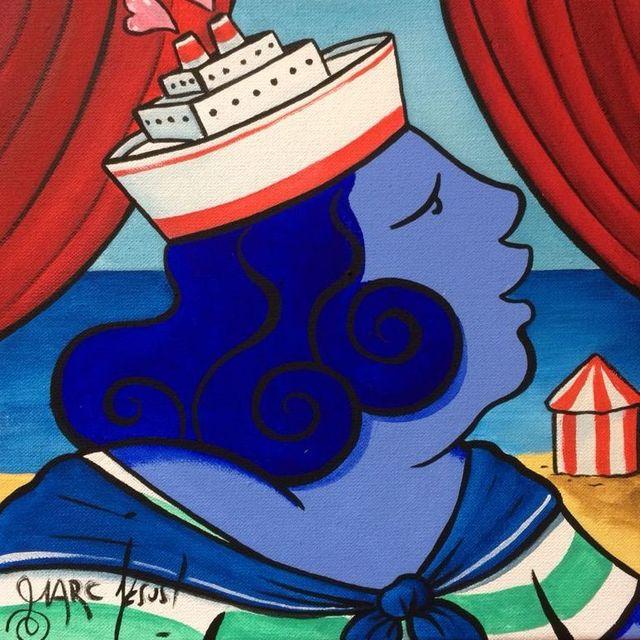 , 'Love Boat,' 2013, GALERIA JORDI BARNADAS