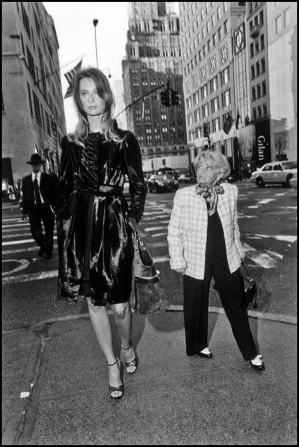 , 'New York City.USA.  ,' 2005, Magnum Photos