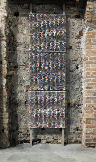 , 'Hive Miami, Hive Lambrate, Hive London ,' 2017, Contini Art UK