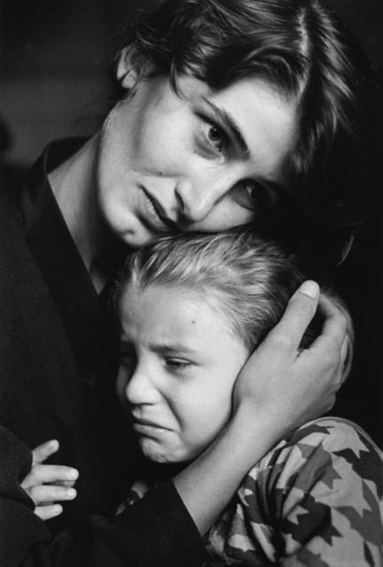 , 'La niña enferma, Georgia.,' 1995, Galería Juana de Aizpuru