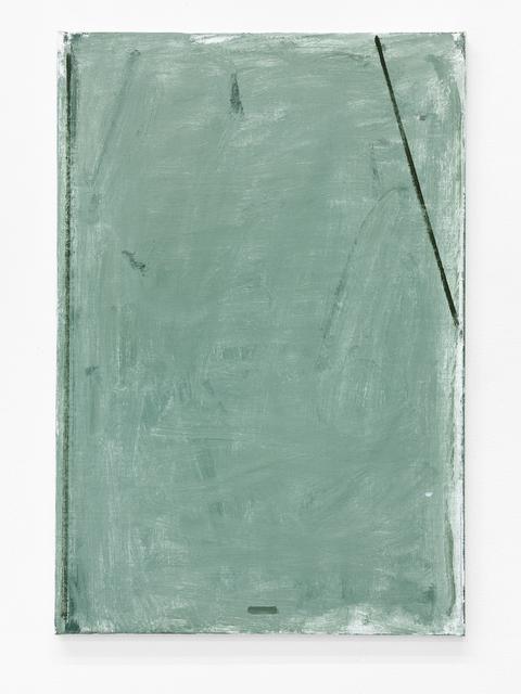 , 'For Bill Berkson,' 2016, Galerie Nordenhake