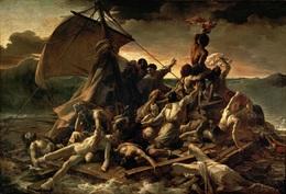 Théodore Géricault, 'The Raft of the Medusa', 1818-1819, Musée du Louvre