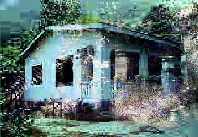 , 'Paninsula 10,' 2007, Galerie Richard