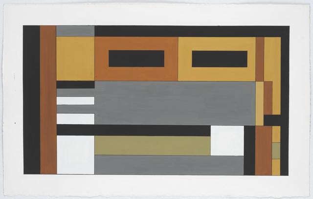 , 'Carpet Color Study #7,' 2014, New Art Centre