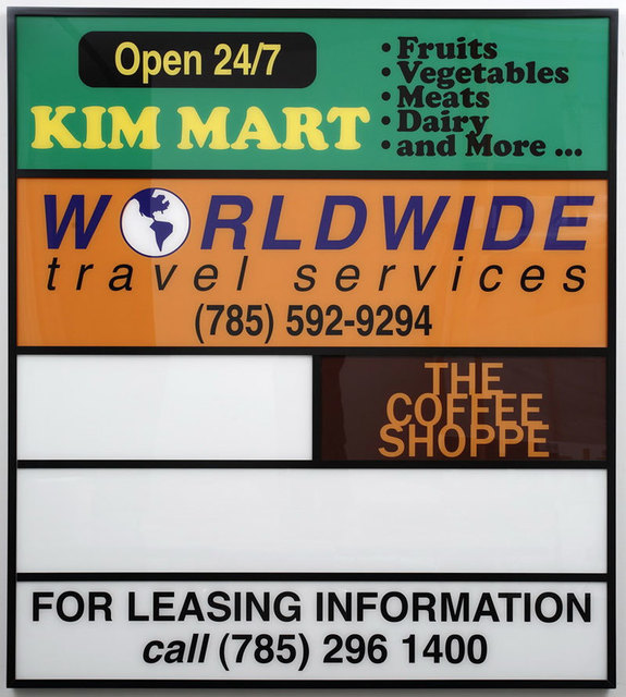 , 'Kim Mart,' 2009, Royale Projects