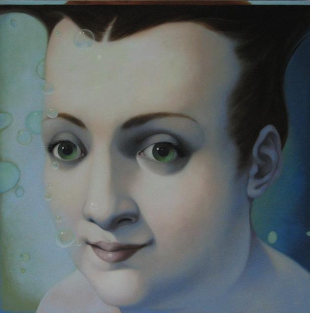 , 'Plunge,' 2012, Hall Spassov Gallery