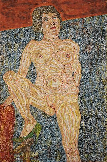 , 'Annette,' 1963, Charles Nodrum Gallery