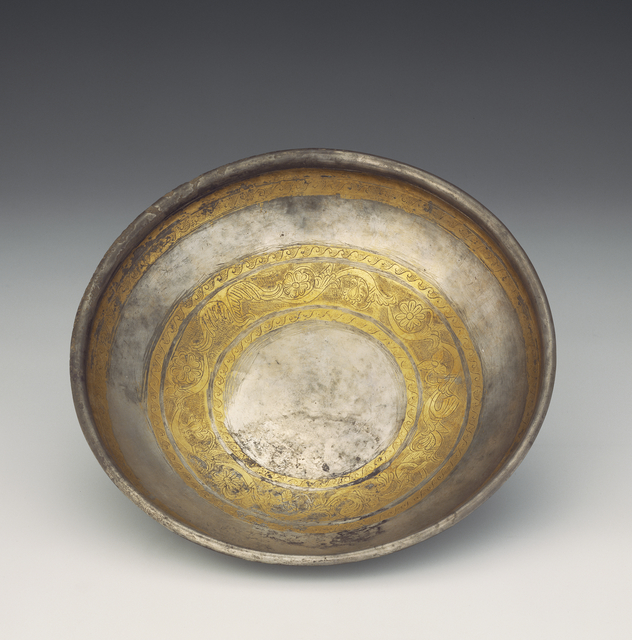 'Bowl with Tendril Frieze',  1st century B.C., J. Paul Getty Museum