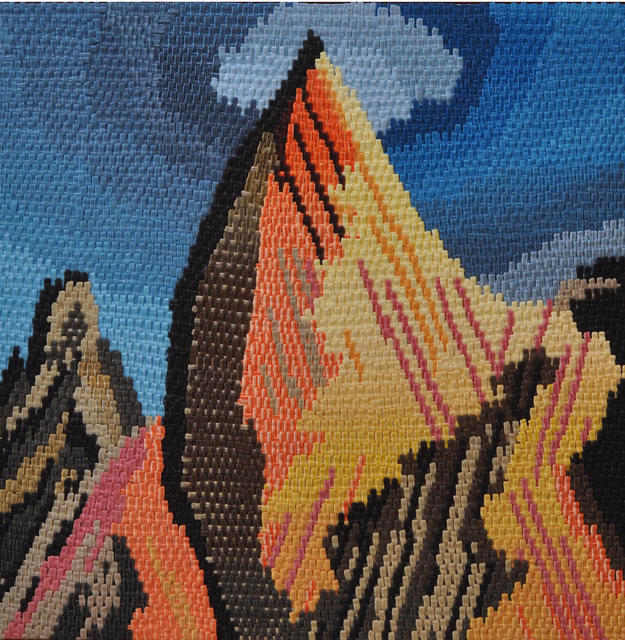 , 'The Peak,' 2017, General Hardware Contemporary