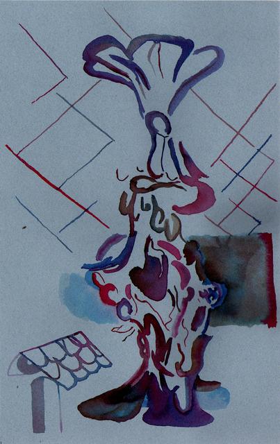 , 'Sin Titlo,' 2016, Ruby