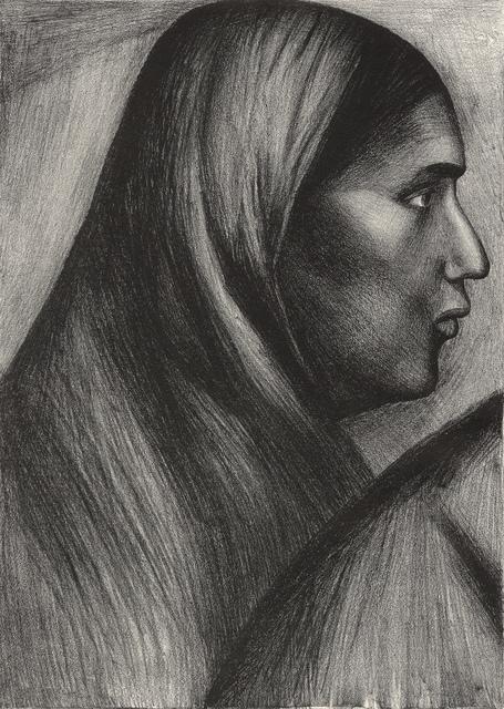 , 'Cabeza de Mujer (Mexican Woman),' 1929, Stone + Press Gallery