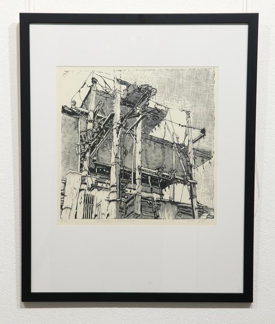 , 'Electricity of Kathmandu,' 2015, Zenko Gallery