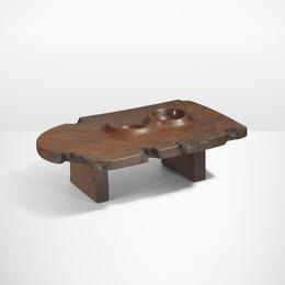 J.B. Blunk, 'Important Redwood table,' 1978, Wright: Design Masterworks